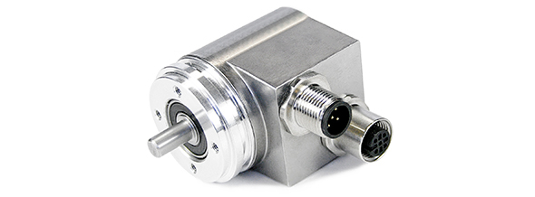 High-precision magnetic encoders with canopen interface